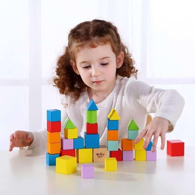 39pcs Block Tooky Toy