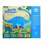 4 in 1 Dinosaurs Puzzle and Luminous JarMelo