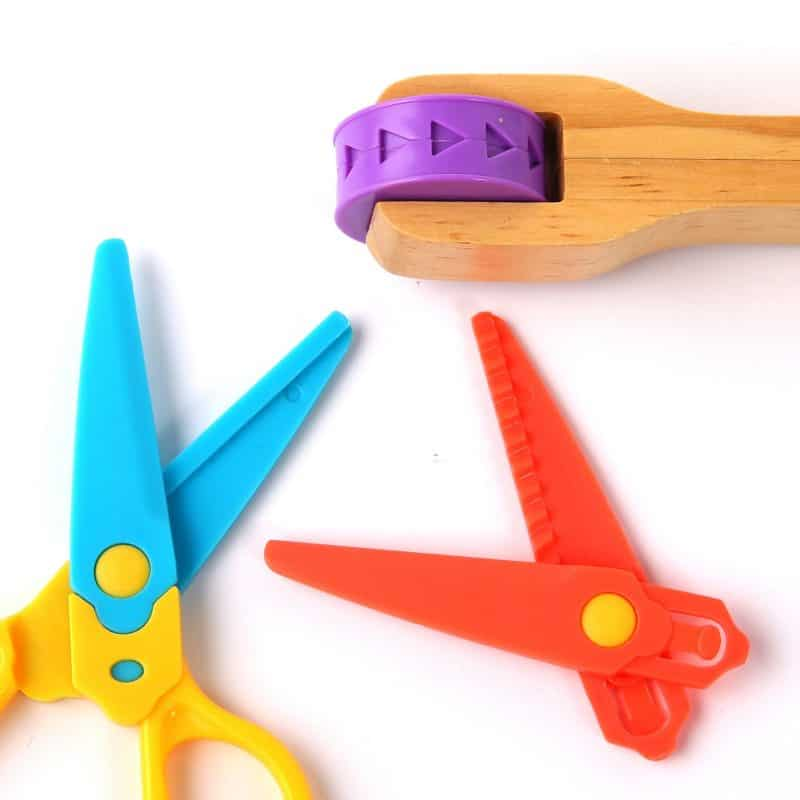 7 Pieces Modeling Dough Tool Set JarMelo