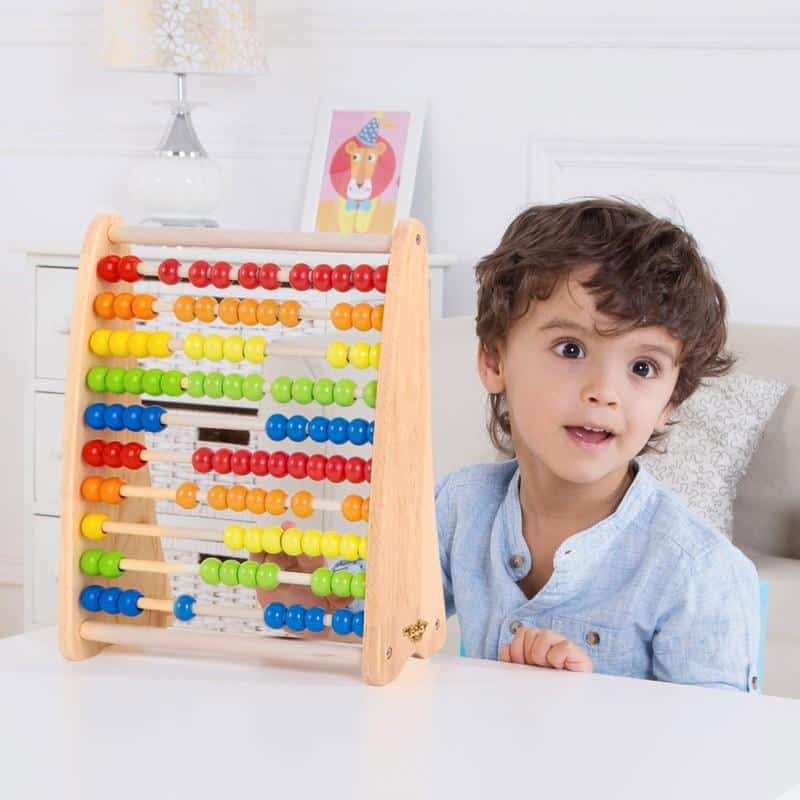 Beads Abacus Tooky Toy