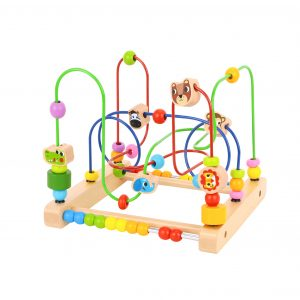 Beads Coaster - Forest Tooky Toy