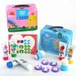 Children's Finger Paint Kit JarMelo