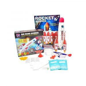 Cosmic Jet Rocket DIY Kit The Creative Scientist