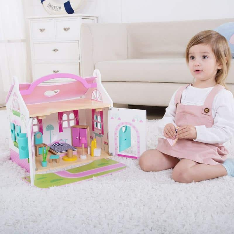 Doll House Tooky Toy