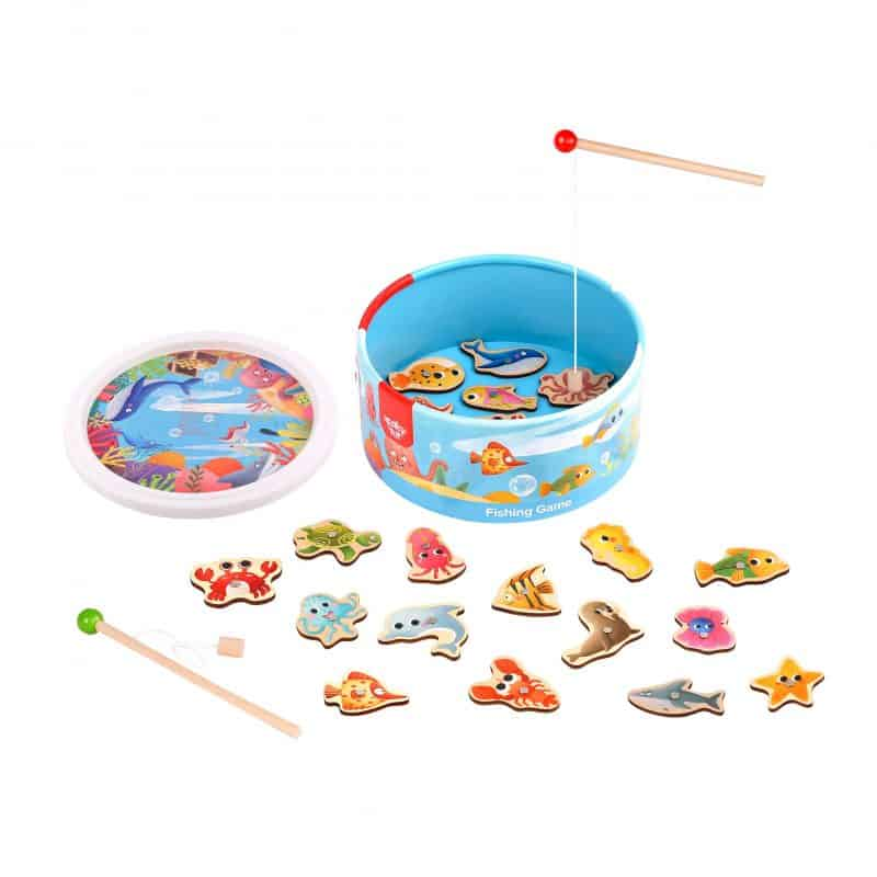 Fishing Game Tooky Toy