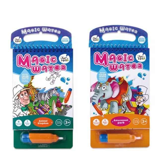 Magic Water Coloring JarMelo