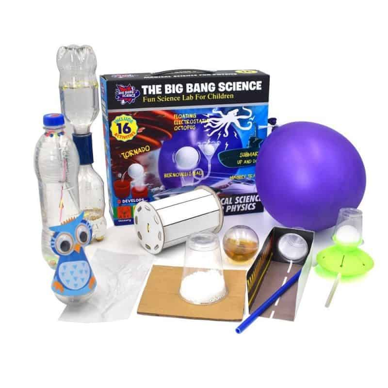 Magical Science For Physics DIY Kit The Creative Scientist