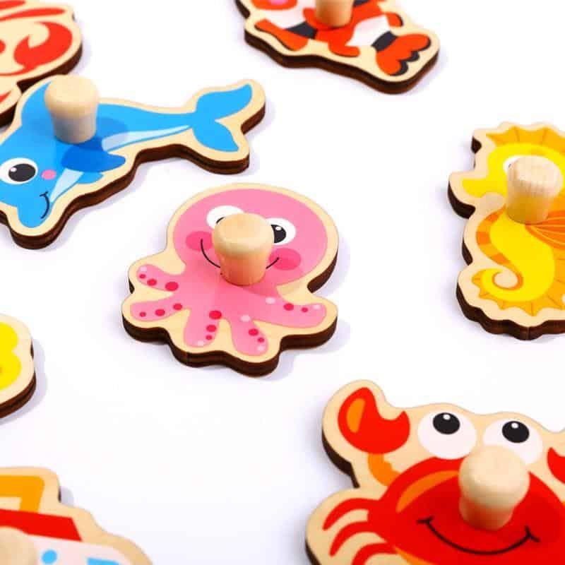 Marine Puzzle Tooky Toy