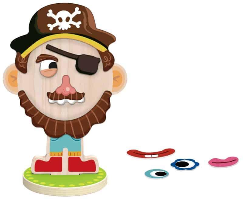 Mistery Face Tooky Toy