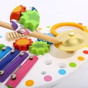 Multifunction Music Center Tooky Toy
