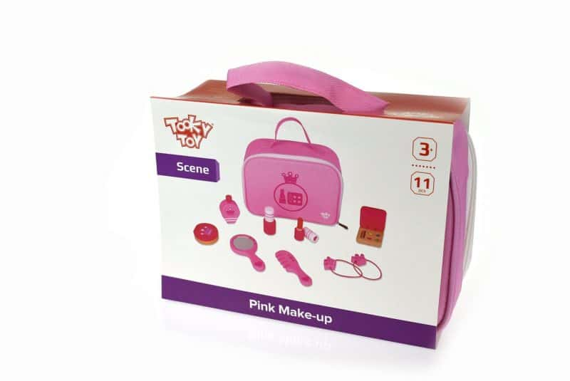 Pink Make Up Tooky Toy