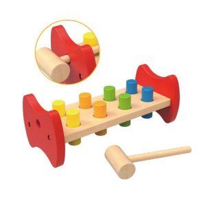 Pound Bench Tooky Toy
