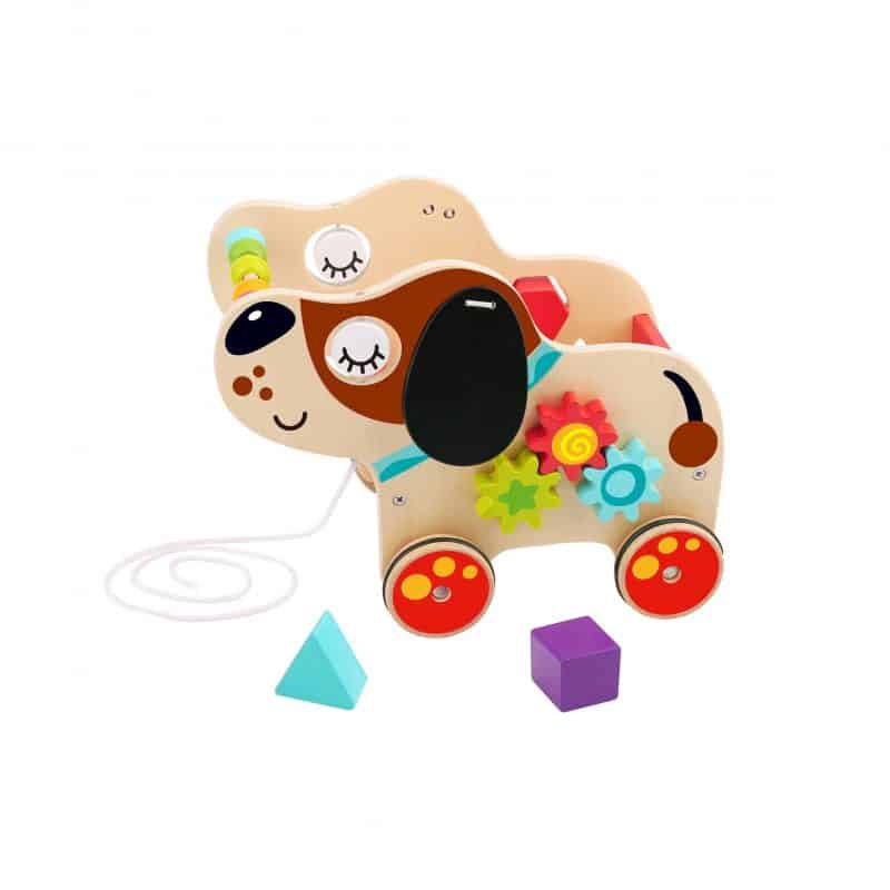 Pull Along - Dog Tooky Toy