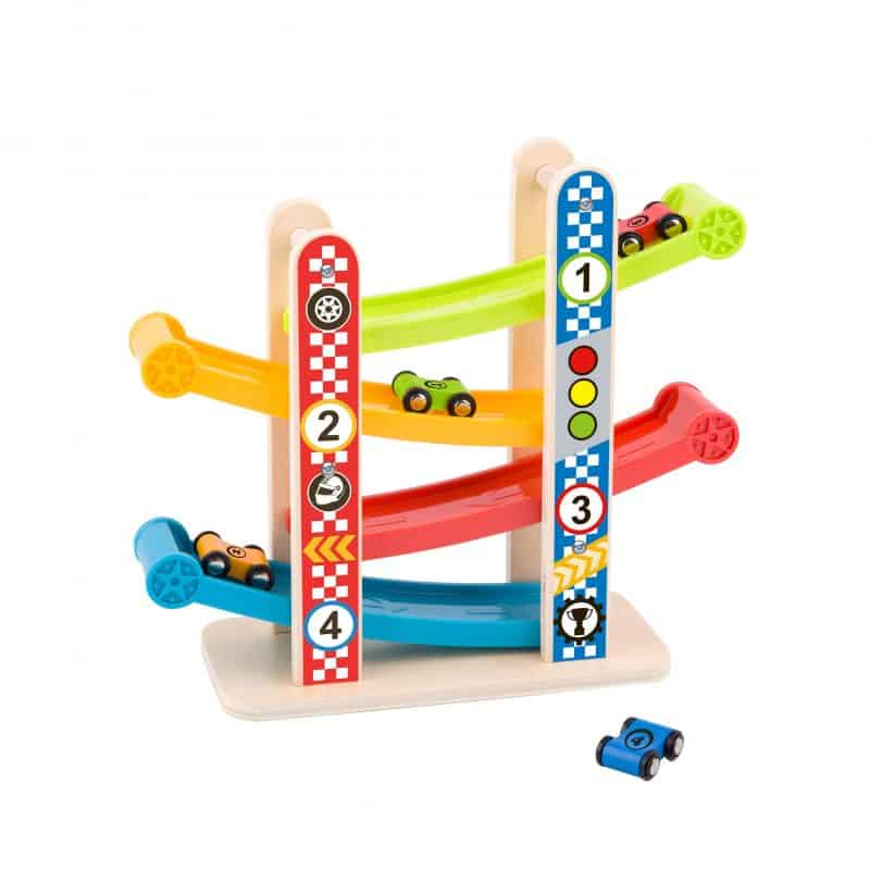 Sliding Tower - Small Tooky Toy