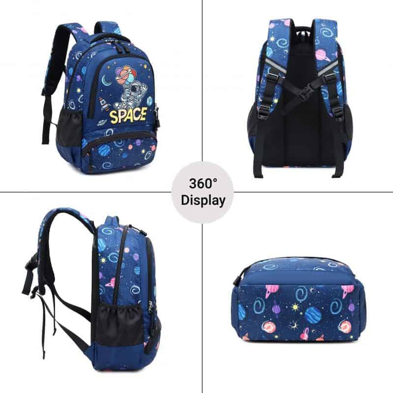 Space Kids School Backpack Trio Kids Singapore