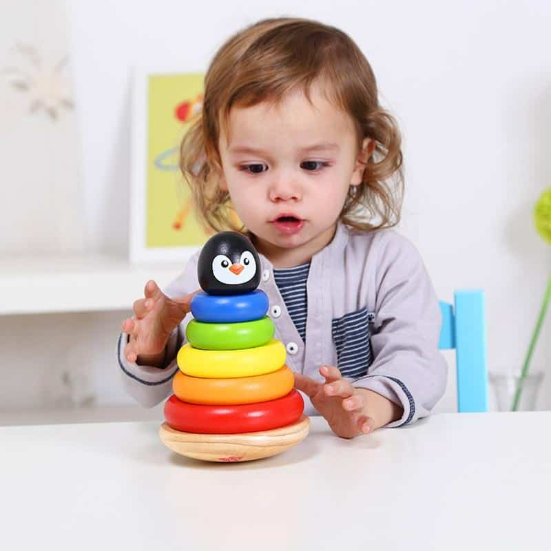Stacking Tower Tooky Toy