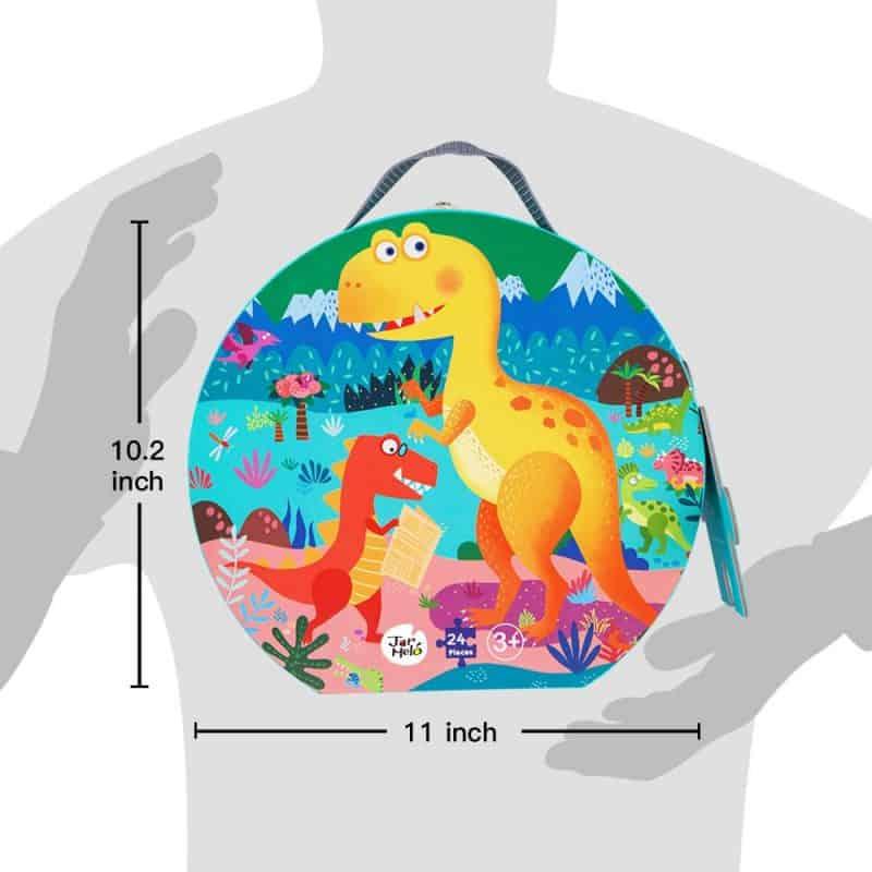 Thematic Floor Puzzle Series Dinosaur Paradise JarMelo