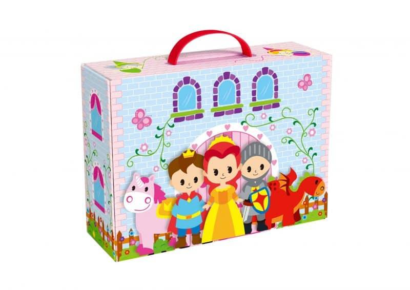 Travel Box Play Set Tooky Toy