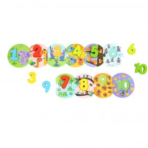 Wooden Puzzle Tooky Toy