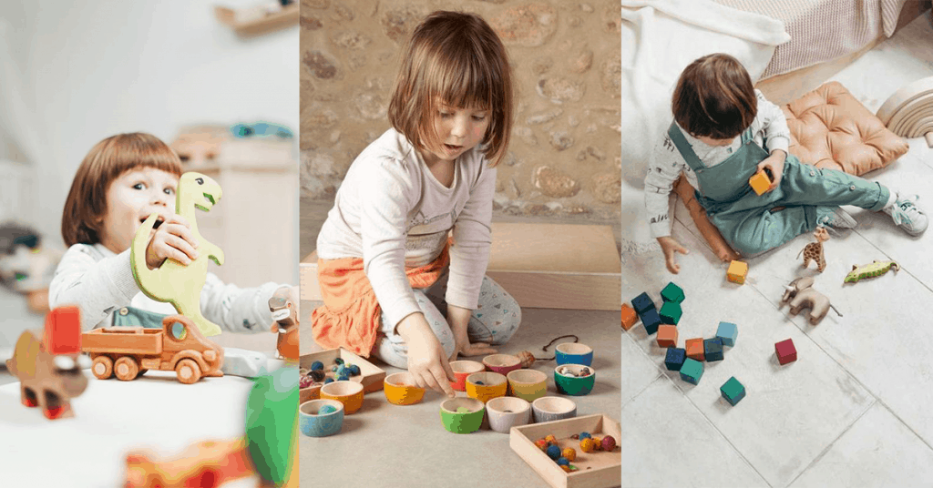 Toys to Reduce Your Kid's Screen Time