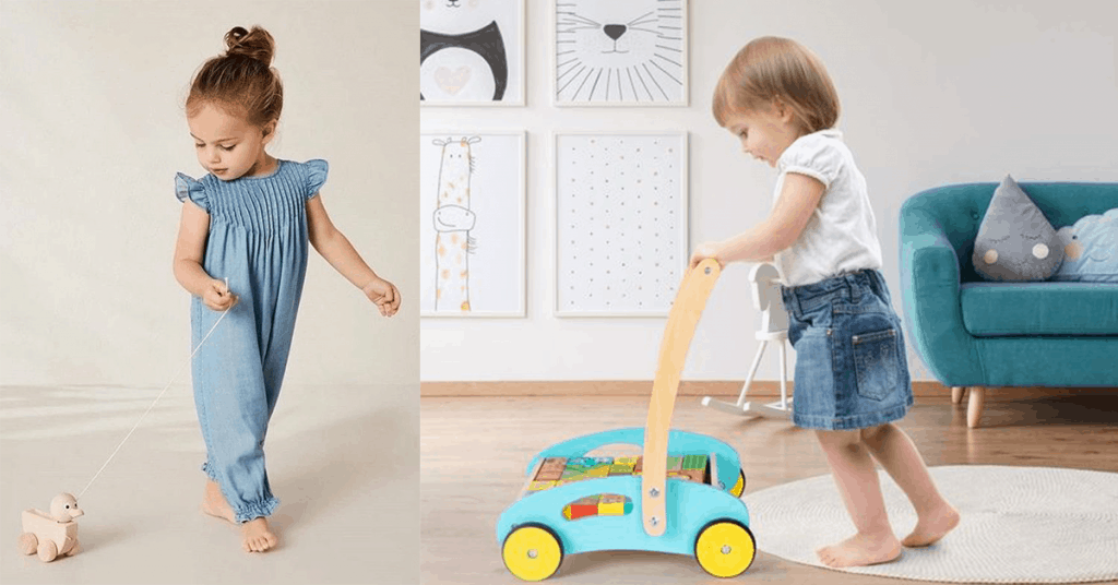Guiding Your Little One's First Steps August 2021